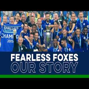 Leicester City just posted on their YouTube channel a full documentary of their 15/16 Premier League title