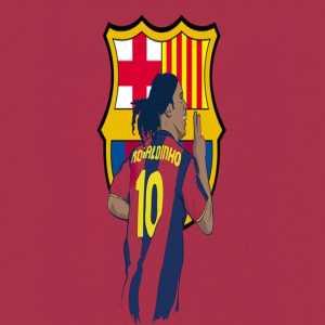 [OC] Ronaldinho: Barcelona Days