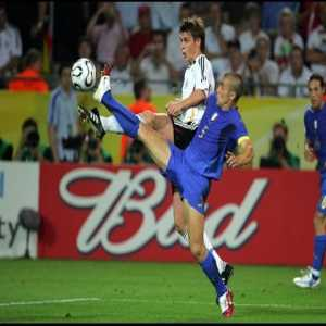 One of the best defensive performance of all time, Fabio Cannavaro vs Germany World Cup Semi Final 2006