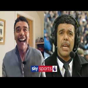 Chris Kamara explains the story behind missing Vanden Borre's red card 10 years on!
