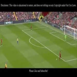 [OC] Soccer Basics- Understanding the Basics of a Center Back Looking at Virgil Van Dijk