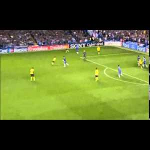 Lampard, Ballack & Essien tactical discipline vs Barcelona (UCL semi-final)