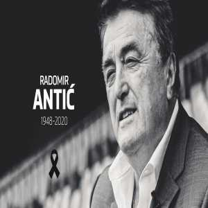 Radomir Antić passes away, aged 71