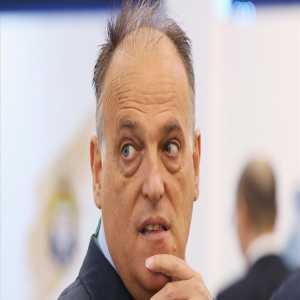 Javier Tebas: LaLiga could resume on 29 May or 6 June.