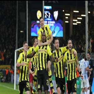 On this day 7 Years ago Dortmund scored two in extra time against Malaga to advance to the UCL Semi Final.