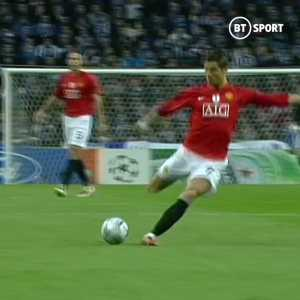 11 years ago today, Cristiano Ronaldo hit a screamer for Man United against Porto