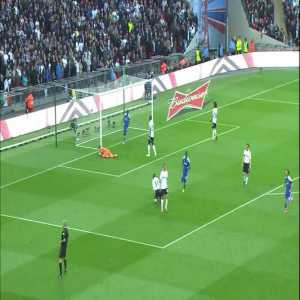 On this day in 2012, Didier Drogba vs Spurs FA Cup semi final