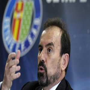 "Angel Torres(Getafe's president) : ""No one understands what RFEF has done because no one asked for their opinion[... ]UEFA's president said that those leagues that didn't finish their leagues wouldn't be allowed into European competitions"""