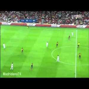 Every now and then I think about this Alonso pass to Ozil