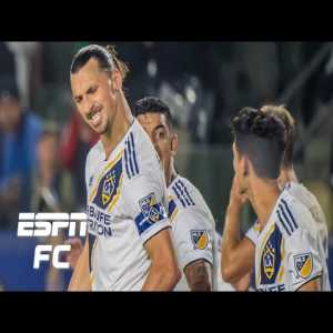 Too late for sour grapes from Zlatan Ibrahimovic's former LA Galaxy teammates - Gomez | ESPN FC