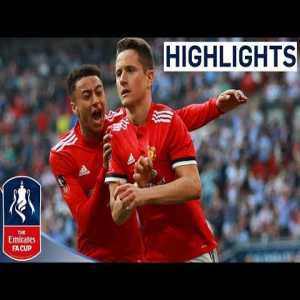 On this day, Man Utd came from behind and beat Tottenham in the semi final and reach the FA Cup final in 2018