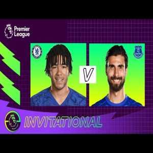 Raheem Sterling v Wilfried Zaha in the ePremier League invitational