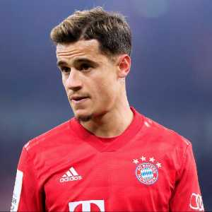 Coutinho underwent ankle surgery, out for 2 weeks