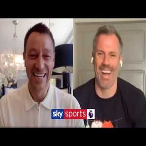 Terry and Carragher give their honest thoughts on 'Off Script'