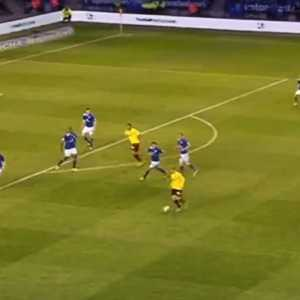 On this day in 2013, an 18 year old Nathaniel Chalobah scored this 30 yard screamer for Watford against Leicester