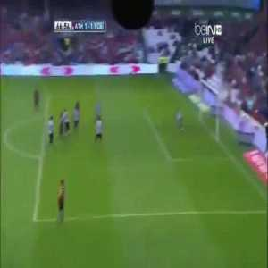 On this day in 2013, Messi scored a beautiful solo goal against Athletic Club