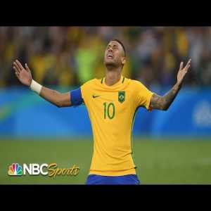 Neymar wins dramatic gold for Brazil in Rio (Full Shootout)