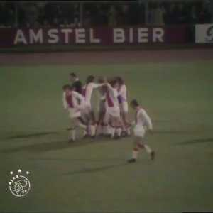 On this day in 1971 Piet Keizer scored a banger of a free kick Vs Atletico Madrid