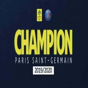 Official: PSG are the 2019/20 Ligue 1 champions