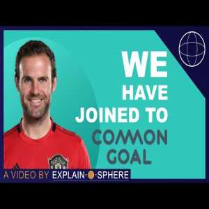 Common Goal: Might Juan Mata make football save the world? [6:39]