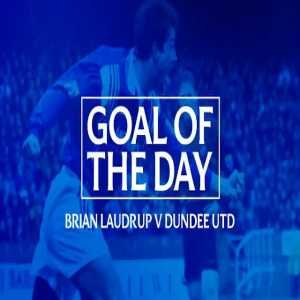 On this day in 1997, Brian Laudrup scored in a 1-0 win for Rangers to secure the League title and 9 in a row.