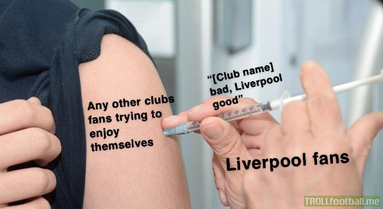 Toxic Liverpool fans are sucking the fun out of footy banter on social media