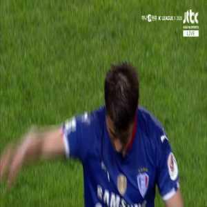 Terry Antonis red card 75' | Jeonbuk 0-0 Suwon