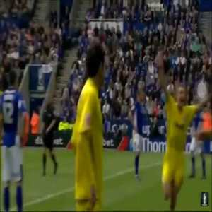 On this day in 2010, the late Peter Whittingham gave Cardiff the lead in the Playoff Semi final against Leicester City: