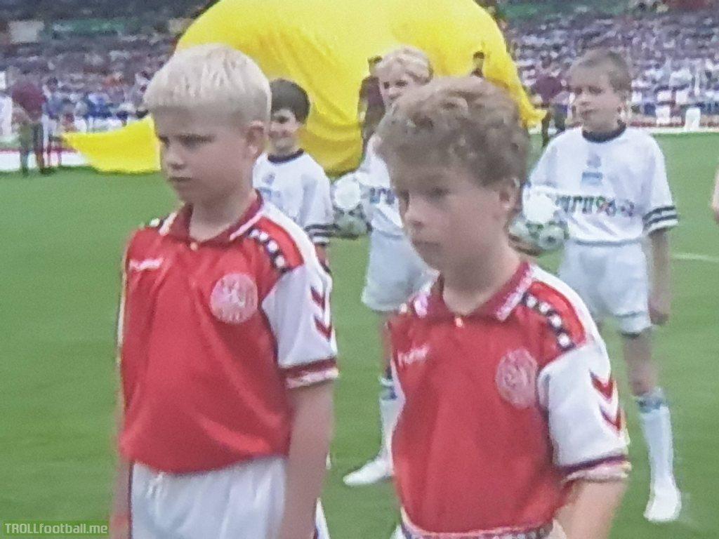 Kasper Schmeichel's Wembley Debut