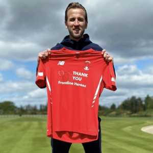 Harry Kane has taken the Leyton Orient's shirt sponsorship for the 2020/21 season.