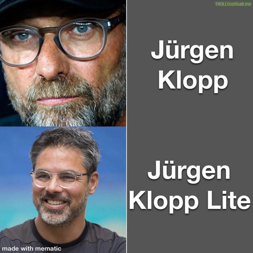 David Wagner = Lite Jürgen Klopp