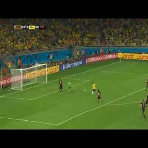 The day Germany lost against Brazil in the legendary semi final of the World Cup 2014