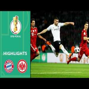 On this day in 2018, Eintracht Frankfurt would beat Bayern Munich 1-3 in the Final of the Pokal. This would be their first title for the club in 30 years. This would also be coach Niko Kovac's last game with Frankfurt before taking over as coach of Bayern Munich.