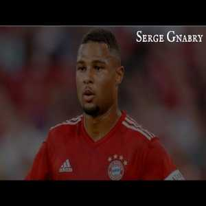 Serge Gnabry | Highlight | Mainly Pre-Bayern