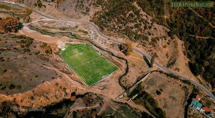 Football / Soccer Field in Kosovo