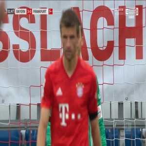 Bayern München 3-[1] Eintracht Frankfurt - Martin Hinteregger 52'