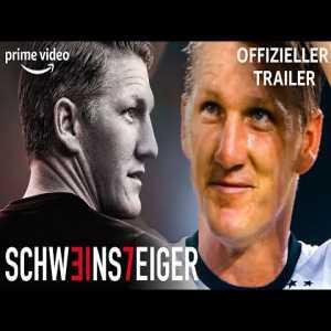 (Translation in comments) Schweinsteiger: Memories - Von Anfang bis Legende | Offizieller Trailer | Prime Video