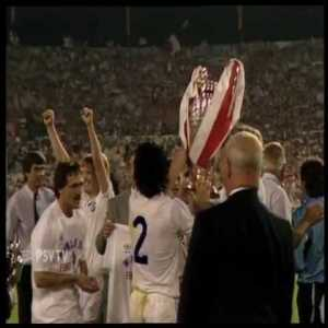 On this day, 32 years ago, PSV won the Europa Cup 1. They hadn't won a single game from the Quarter Finals on.