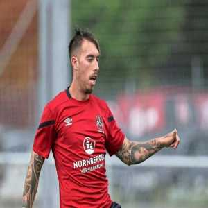 SC Braga want to bring Iuri Medeiros back to Portugal from FC Nuremberg