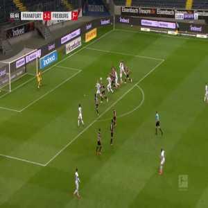 Eintracht Frankfurt 1-[2] Freiburg - Nils Petersen 67'