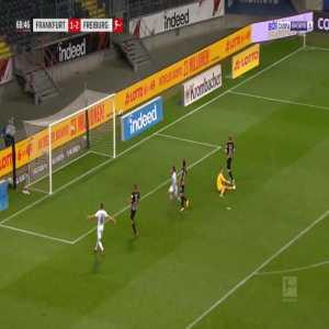 Eintracht Frankfurt 1-[3] Freiburg - Lucas Holer 69'