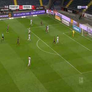 Eintracht Frankfurt [2]-3 Freiburg - Daichi Kamada 79'