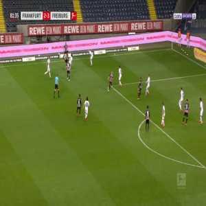 Eintracht Frankfurt [3]-3 Freiburg - Timothy Chandler 82'