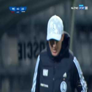 Miedź Legnica 0-2 Legia Warszawa - Mateusz Cholewiak 49' (Polish Cup)