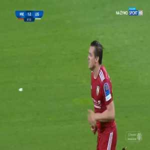 Miedź Legnica [1]-2 Legia Warszawa - Paweł Zieliński 88' (Polish Cup)
