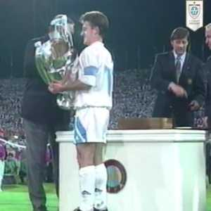 On this day, in 1993, Olympique de Marseille beat AC Milan, becoming the first French club to win the UCL