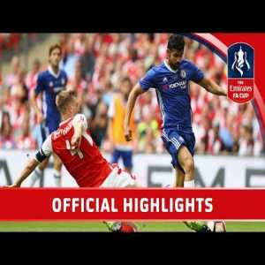 On This Day in 2017: Arsenal beat rivals Chelsea 2-1 in the FA Cup Final to secure a record 13th title. The victory also made Arsène Wenger the most successful manager in the tournament's history with seven wins.