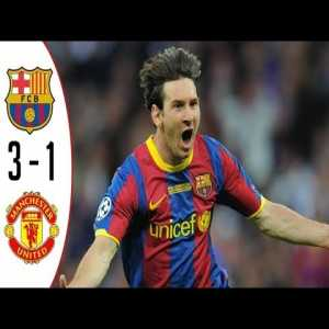 On this, 9 years ago, Guardiola's Barcelona defeated Ferguson's Manchester United in the 2011 UCL final and won the fourth UCL title in the club's history, the second in Guardiola's Era!