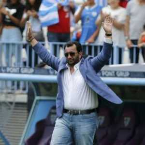 Al-Thani in response to an article on how much Malaga CF have stabilised due to his removal: We will return soon