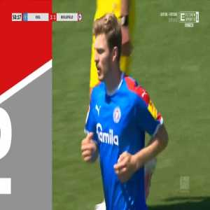 Holstein Kiel [1]-1 Arminia Bielefeld - Alexander Mühling 51'